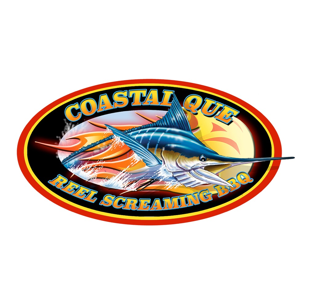 Coastal Que Logo